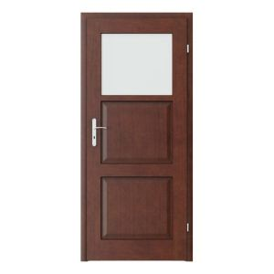 Cordoba geam mic model usi interior cu furnir natural Porta Doors