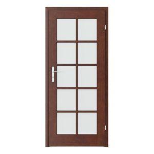 Cordoba grila mare model usi interior cu furnir natural Porta Doors
