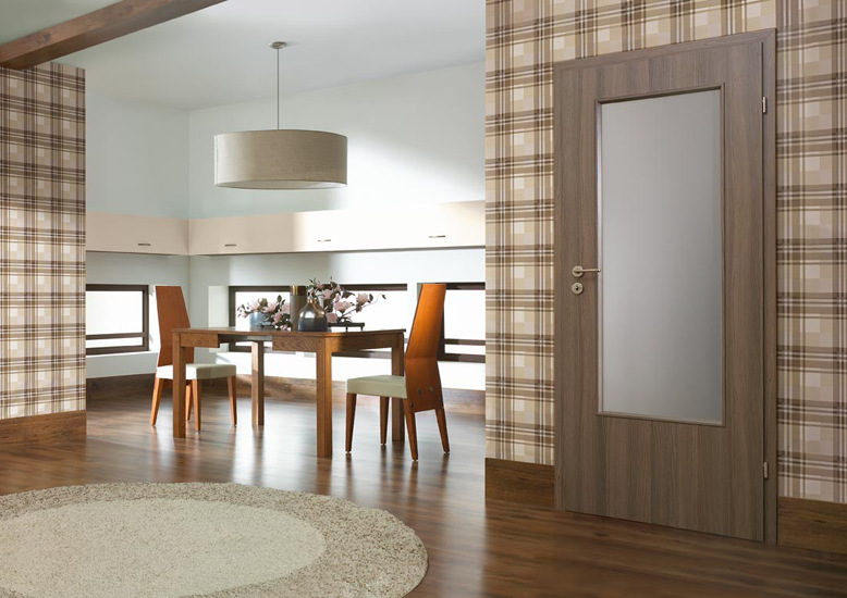 Laminate CPL - modele usi interior lemn Porta Doors