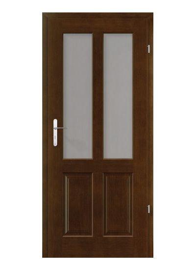 Malaga A.1 model usi interior cu furnir natural Porta Doors