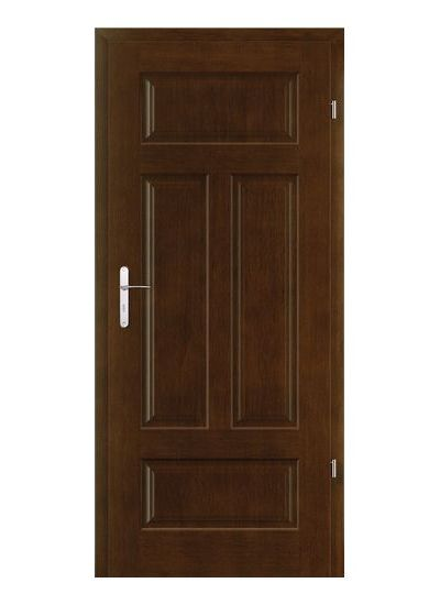 Malaga B.0 model usi interior cu furnir natural Porta Doors