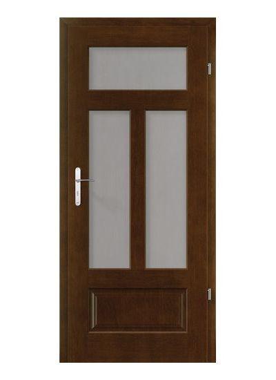 Malaga B.2 model usi interior cu furnir natural Porta Doors