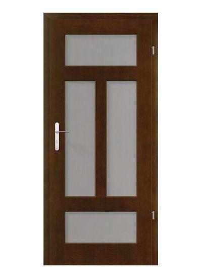 Malaga B.3 model usi interior cu furnir natural Porta Doors