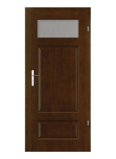 Malaga C.1 model usi interior cu furnir natural Porta Doors