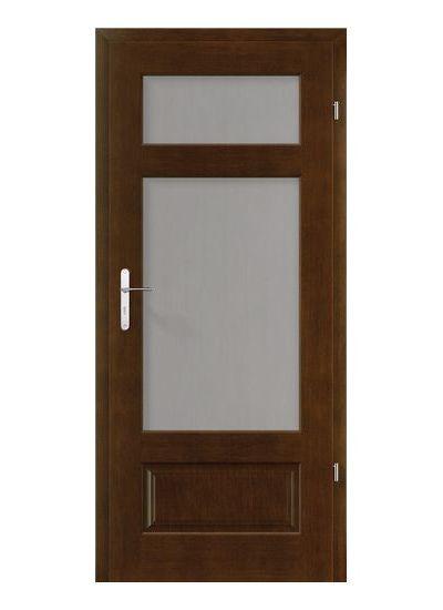 Malaga C.2 model usi interior cu furnir natural Porta Doors