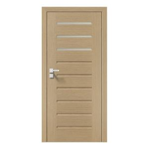 Natura Concept A.3 model usi interior lemn furnir natural Porta Doors