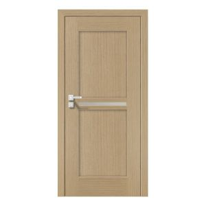 Natura Concept B.1 model usi interior lemn furnir natural Porta Doors