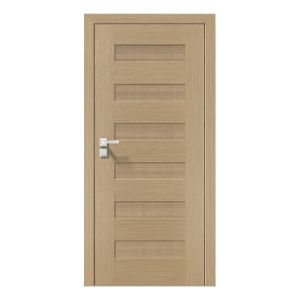 Natura Concept C.0 model usi interior lemn furnir natural Porta Doors