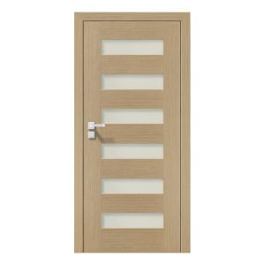 Natura Concept C.6 model usi interior lemn furnir natural Porta Doors