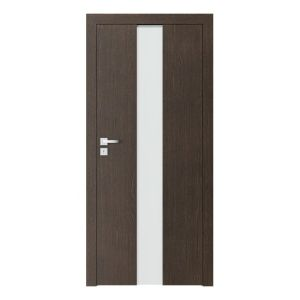Natura Concept F.1 model usi interior lemn furnir natural Porta Doors