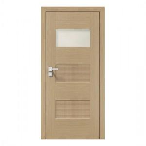 Natura Concept K.1 model usi interior lemn furnir natural Porta Doors