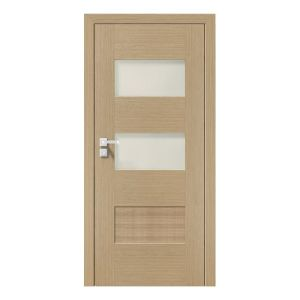 Natura Concept K.2 model usi interior lemn furnir natural Porta Doors