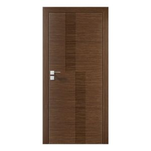 Natura Impress model 2 usi interior lemn furnir natural Porta Doors