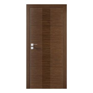 Natura Impress model 4 usi interior lemn furnir natural Porta Doors