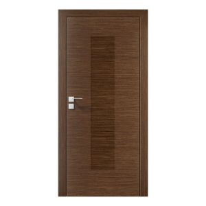 Natura Impress model 5 usi interior lemn furnir natural Porta Doors