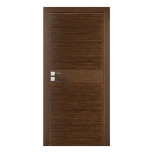 Natura Impress model 6 usi interior lemn furnir natural Porta Doors