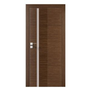 Natura Impress model 7 usi interior lemn furnir natural Porta Doors