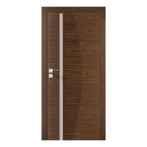 Natura Impress model 8 usi interior lemn furnir natural Porta Doors
