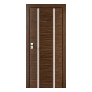 Natura Impress model 9 usi interior lemn furnir natural Porta Doors
