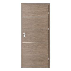 Natura Line E.2 model usi interior lemn furnir natural Porta Doors