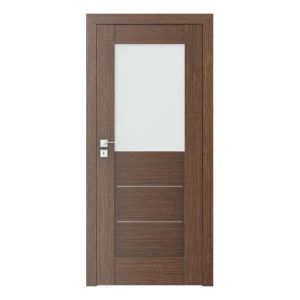 Natura Trend A.2 model usi interior lemn furnir natural Porta Doors