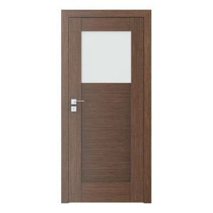 Natura Trend B.1 model usi interior lemn furnir natural Porta Doors
