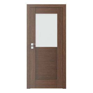 Natura Trend B.2 model usi interior lemn furnir natural Porta Doors