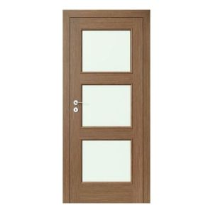 Nova Natura 4.4 model usi interior lemn furnir natural Porta Doors