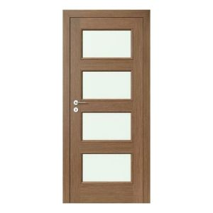 Nova Natura 5.5 model usi interior lemn furnir natural Porta Doors