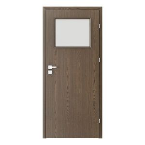 Nova Natura 6.2 model usi interior lemn furnir natural Porta Doors