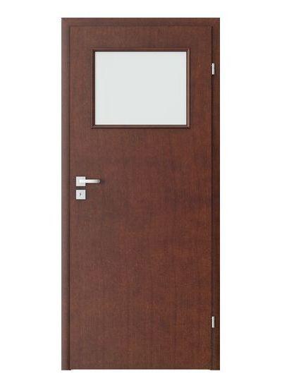 Porta Clasic 1.2 model usi interior lemn furnir natural Porta Doors