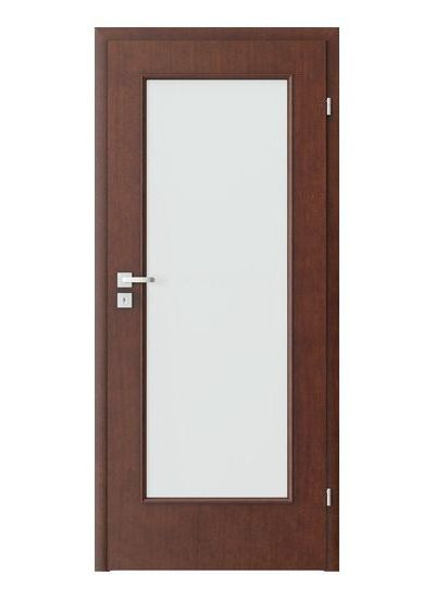 Porta Clasic 1.3 model usi interior lemn furnir natural Porta Doors