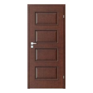Porta Clasic 5.1 model usi interior lemn furnir natural Porta Doors