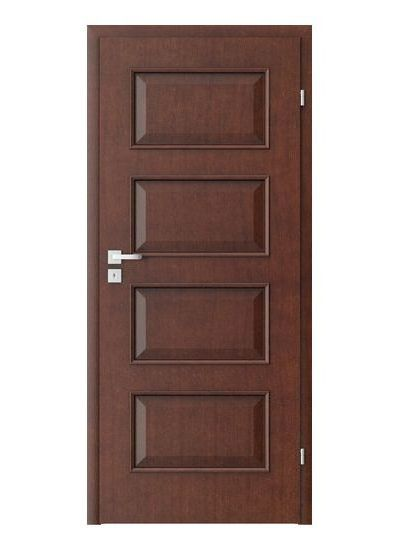 Porta Clasic 5.1 model usi interior lemn furnir natural Porta Doors