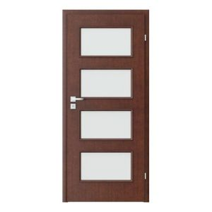 Porta Clasic 5.5 model usi interior lemn furnir natural Porta Doors