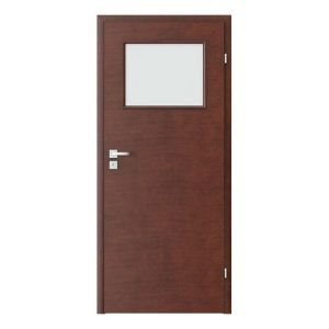 Porta Clasic 7.2 model usi interior lemn furnir natural Porta Doors