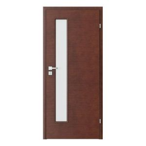 Porta Clasic 7.4 model usi interior lemn furnir natural Porta Doors