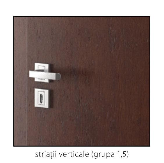 Porta Clasic striatii verticale