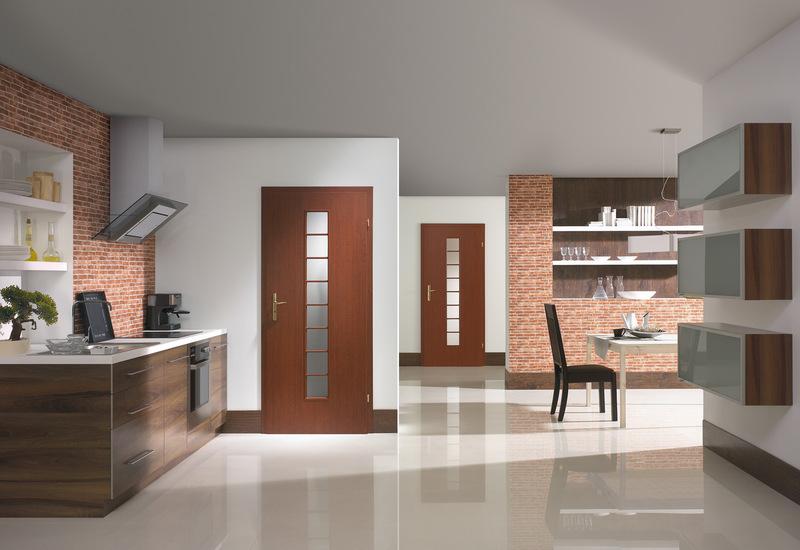 Porta DECOR - modele usi interior lemn porta doors