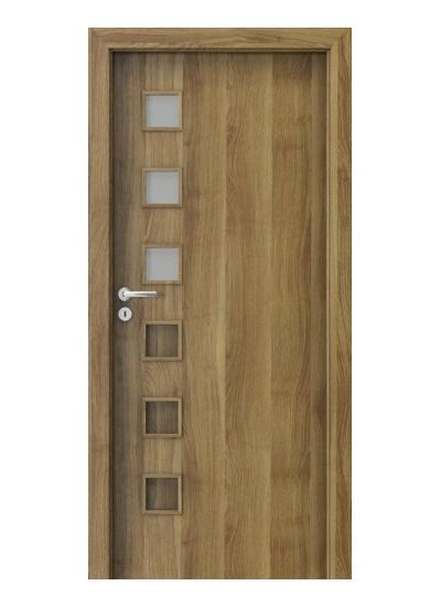 Porta Fit A.3 model usi interior lemn Porta Doors