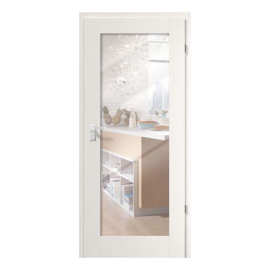 Porta Grande A.1 oglinda model usi interior lemn Porta Doors