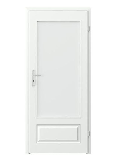 Porta Royal geam mare model usi interior lemn Porta Doors