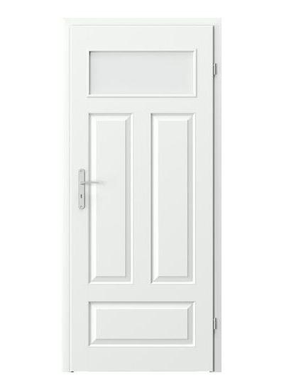 Porta Royal geam mic model usi interior lemn Porta Doors