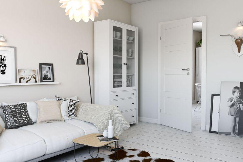 Porta Skandia modele usi interior lemn Porta Doors