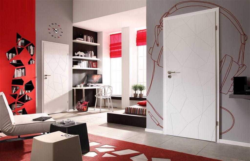 Porta Vector - modele de usi de interior din lemn Porta Doors