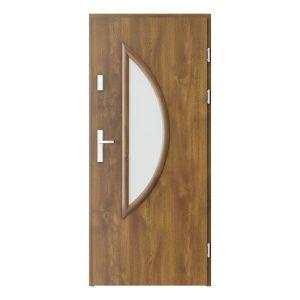 Roma model 3 aspect lemn usi exterior din otel si lemn Porta Doors