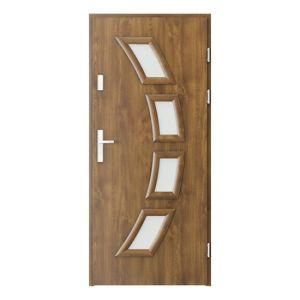 Roma model 4 aspect lemn usi exterior din otel si lemn Porta Doors
