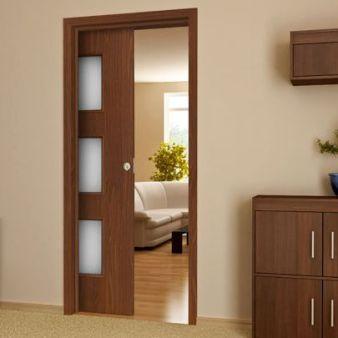 Sistem de glisare Compact pentru usi glisante interior Porta Doors simplu