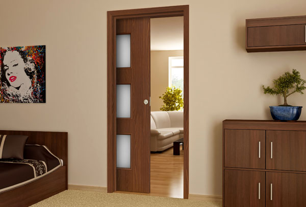 Sistem de glisare Compact pentru usi glisante interior Porta Doors