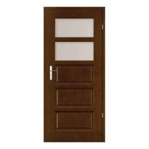Toledo model 2 usi interior cu furnir natural Porta Doors